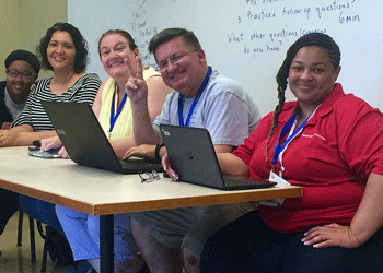 Two Introductory Webinars for Teachers New to We the People