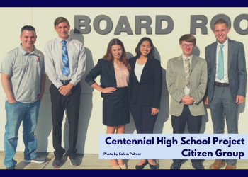 Former Project Citizen students in Bakersfield, California, successfully petitioned the Kern High School District board to include a student representative.
