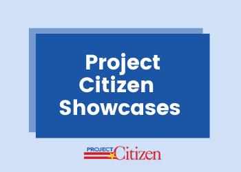 Project Citizen Portfolios