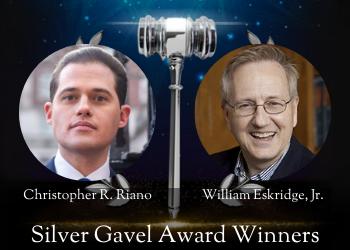 ABA 2021 Silver Gavel Award