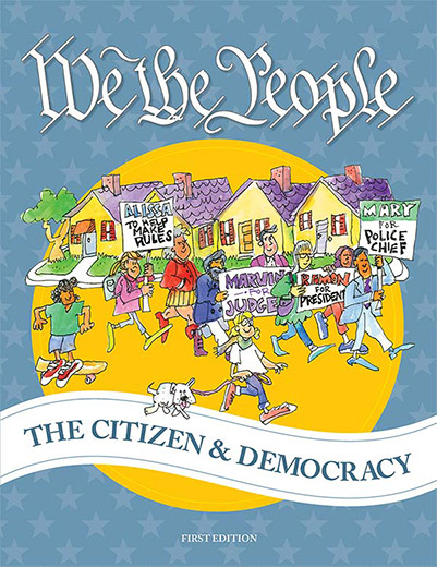 We the People: The Citizen & Democracy Cover
